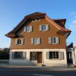 Das Meisterdach Team, Holzschindel Fassade Holzschindelfassade Buholzer Marcel AG, meisterdach